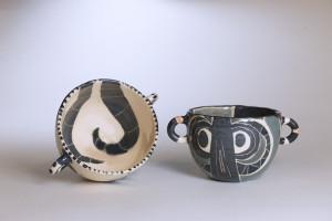 Mask bowls