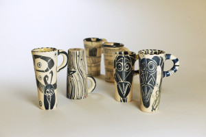Mask cups
